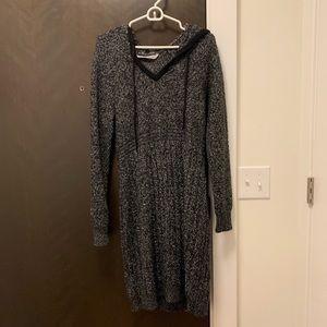 Athleta Dresses - Athleta Borealis Hoodie Dress